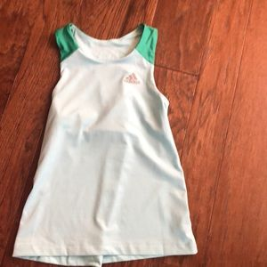 Girls adidas athletic top